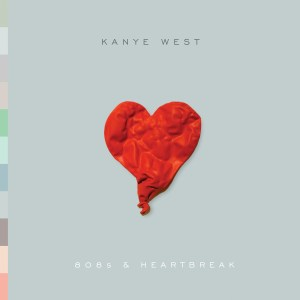 Kanye West - 808's & Heartbreak - Roc-A-Fella Records