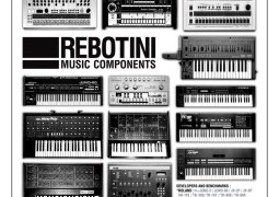 Rebotini - Music Components - Citizen Records