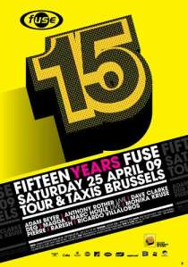 Fuse 15 Years