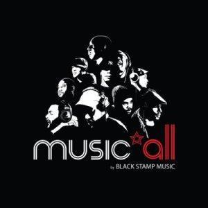 Black Stamp - Music'All - Black Stamp Music