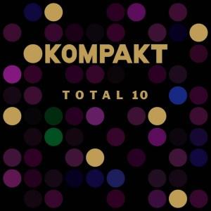 Various Artists - Total 10 - Kompakt