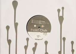 Julien Aubert - Paint Club EP - Creaked Records