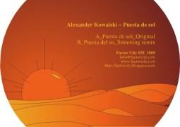 Alexander Kowalski – Puesta de Sol