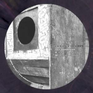 Various Artists - Lo-Fi Soundsystem EP - Intrusion
