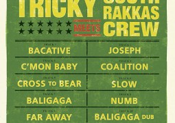 Tricky Meets South Rakkas Crew – Tricky Meets South Rakkas Crew