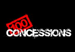 100 Concessions Radioshow