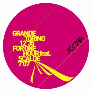 Agoria - Grande Torino - For One Hour - InFiné Music