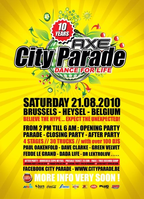 City Parade 2010