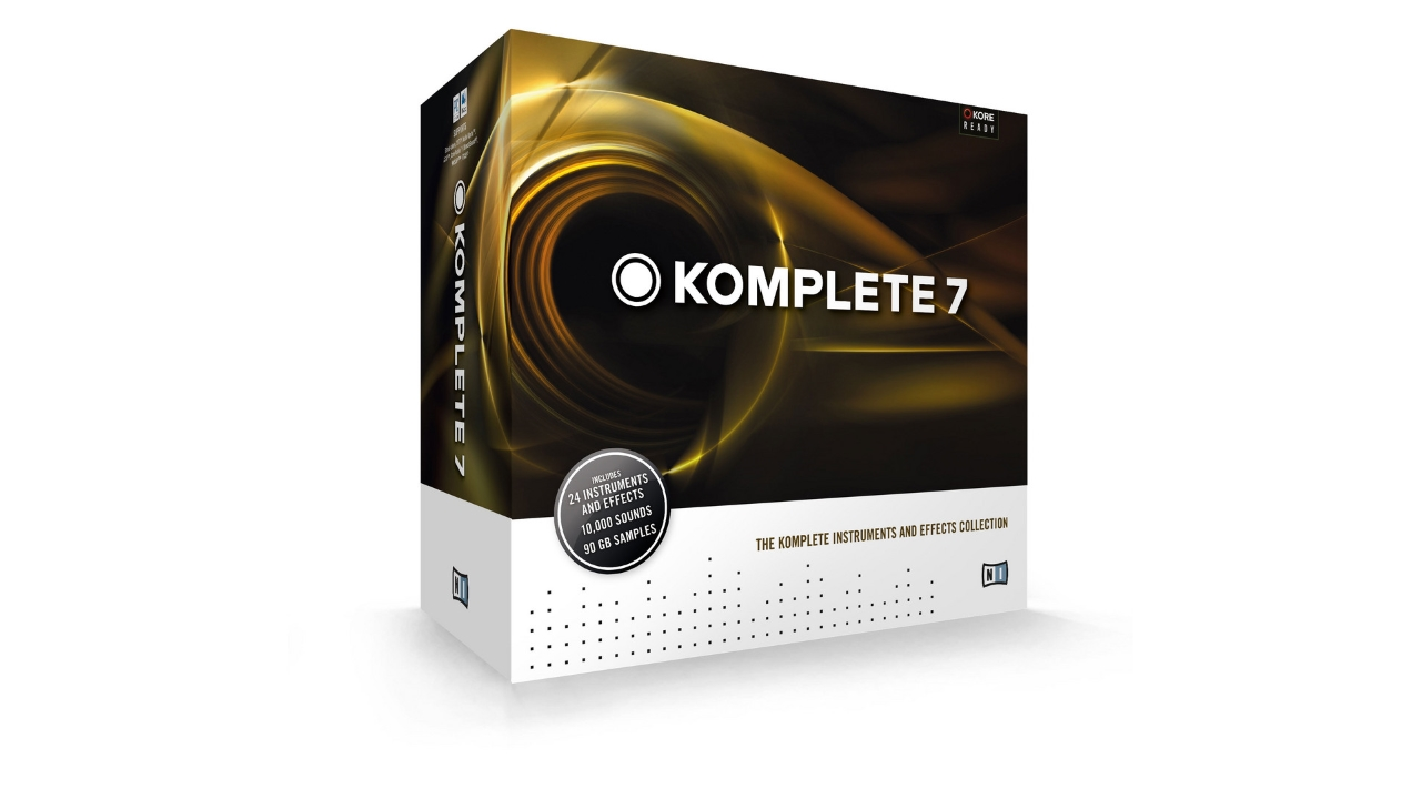 Native Instruments - Komple 7
