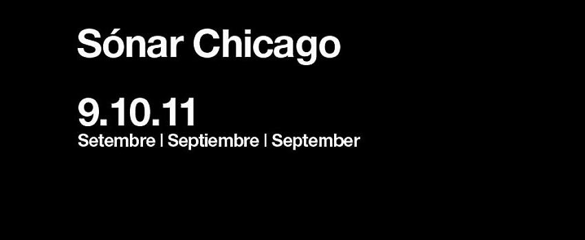 Sonar Chicago 2010