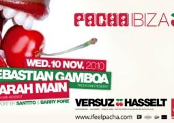 Le Pacha est de retour en Belgique ce 10 novembre