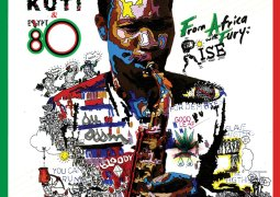 Seun Kuti & Egypt 80 – From Africa With Fury : Rise