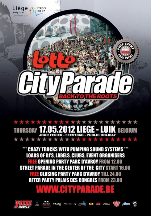 City Parade 2012
