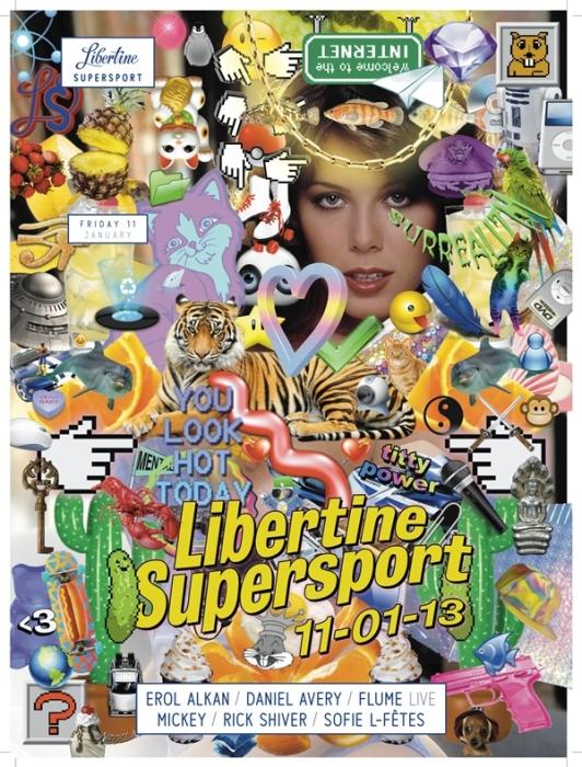 Le Libertine Supersport continue en 2013