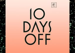 10 Days Off 2013, le line up se confirme