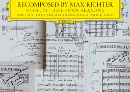 Vivaldi - The Four Seasons Recomposed by Max Richter - Deutsche Grammophon