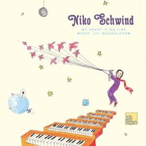 Niko Schwind - My Heart Is On Fire feat. Lil' Magdalene - Stil vor Talent
