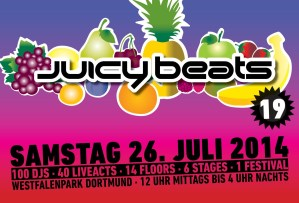 Trailer - Juicy Beats Festival 19 (2014)