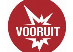 Soirée Elektron au Vooruit (Gent) le vendredi 31 octobre 2003