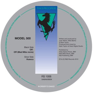 Model 500 - OFI - Huesca - R&S Records