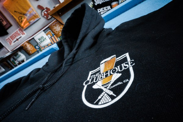 The Clubhouse Camarillo Sports Bar and Grill Hoodie