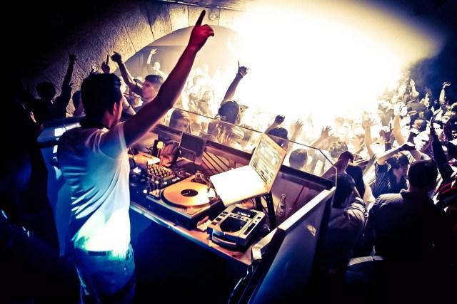 Presspic Matrix 003 DJ Storm