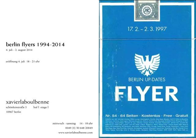 berlin flyers
