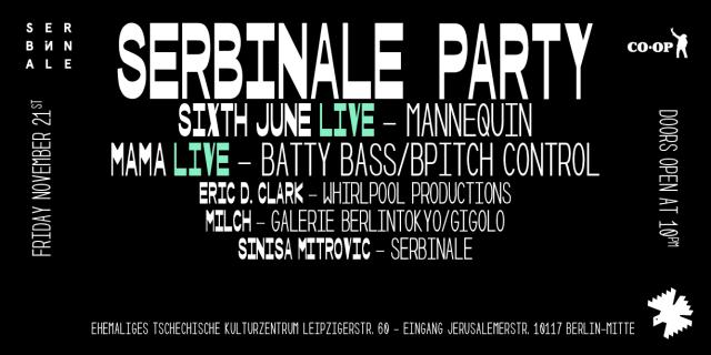 serbinale-party