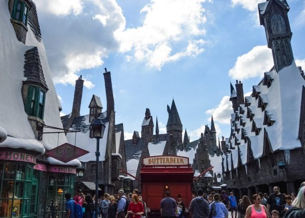 Visit the Wizarding World of Harry Potter Hollywood