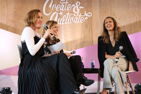 Jessica Alba Katherine Power Create and Cultivate Los Angeles
