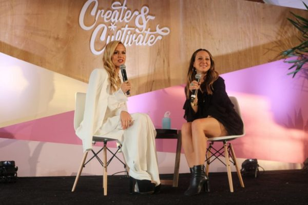Rachel Zoe Create and Cultivate Los Angeles