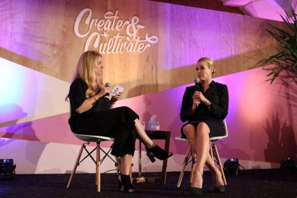 Chelsea Handler Create and Cultivate Los Angeles