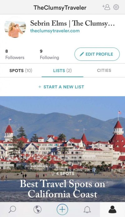 The 5 Best Travel Apps You Should Download Right Now; Spot App
