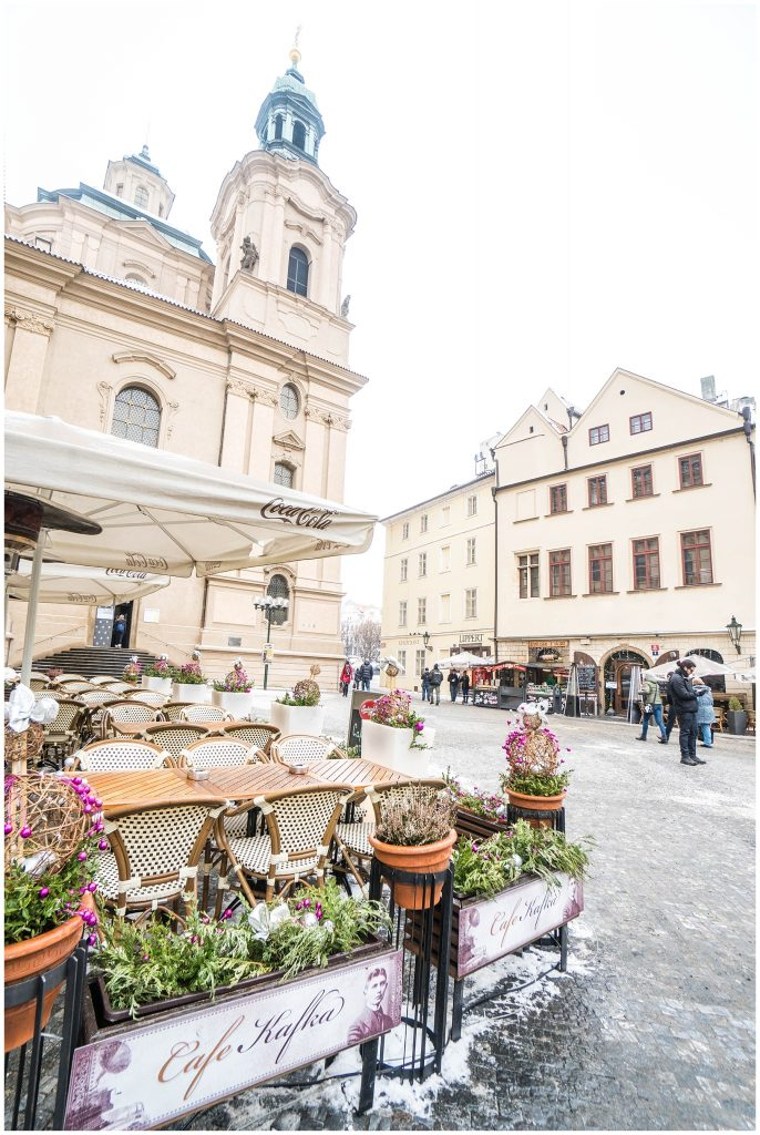 Photos That Will Make You Want to Visit Prague; Old Town exterior