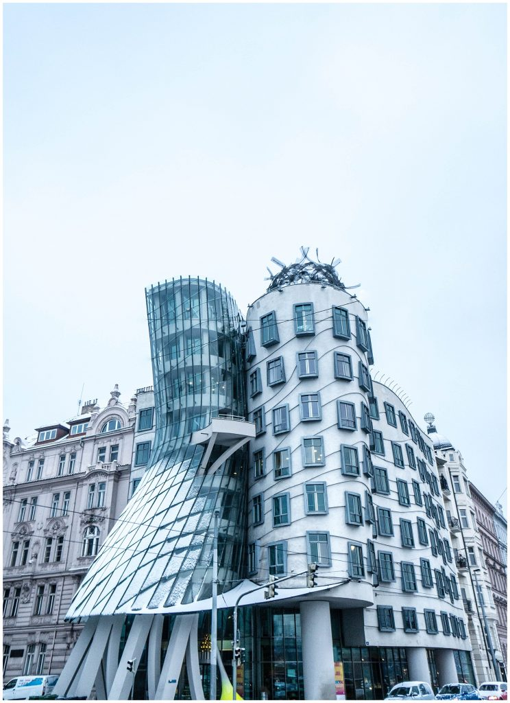 Photos That Will Make You Want to Visit Prague; dancing house
