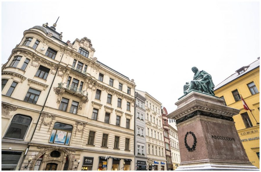 Photos That Will Make You Want to Visit Prague; street view