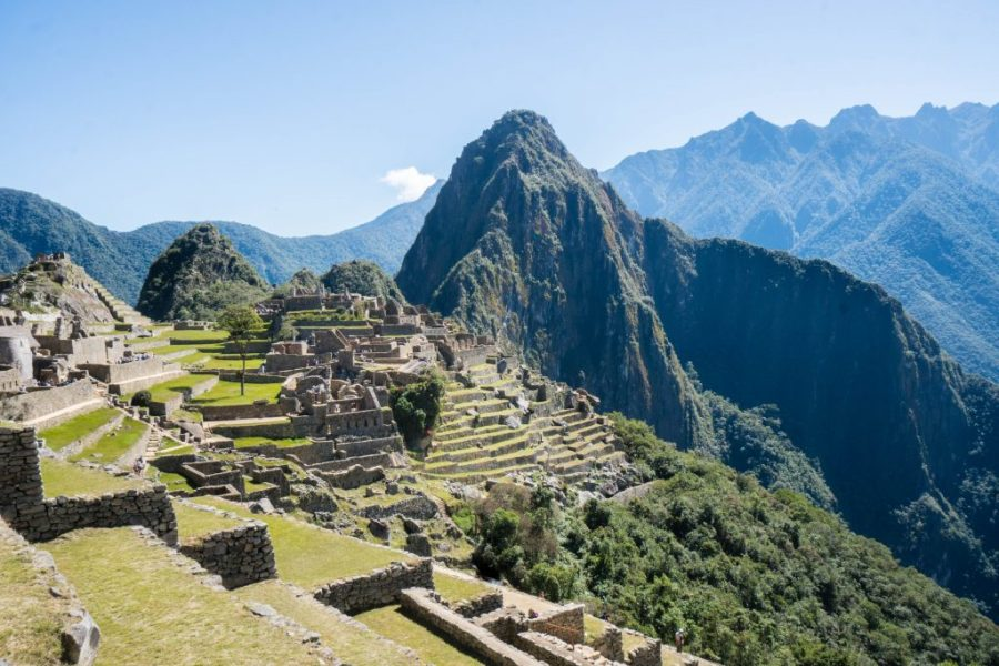 Machu Picchu's new entrance regulations