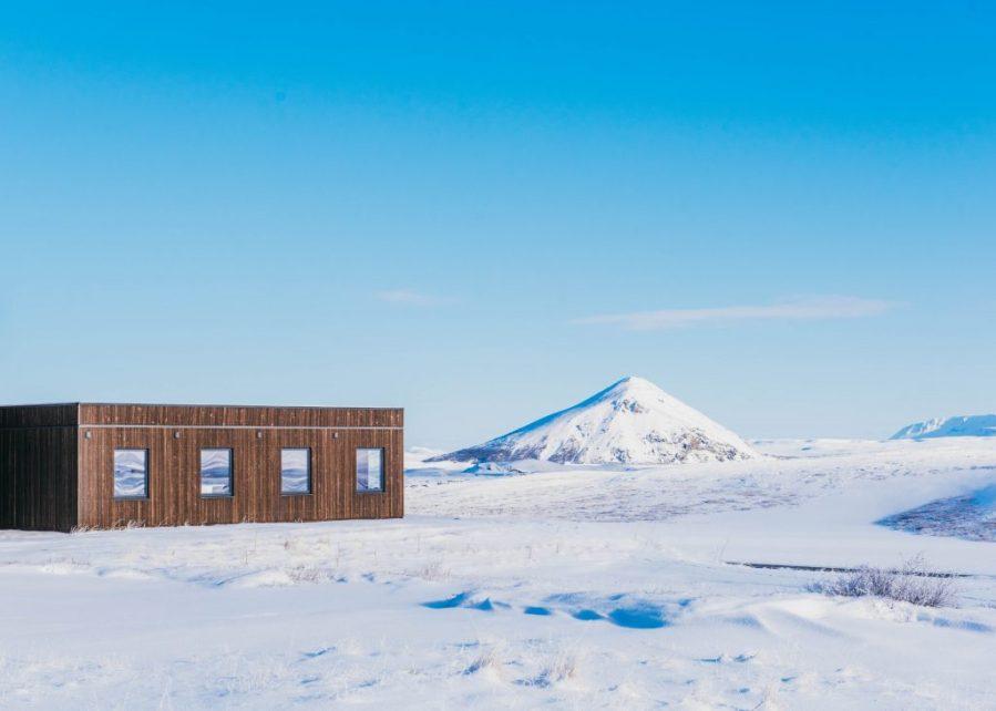 Iceland travel tips; Hotel Laxa Lake Myvatn