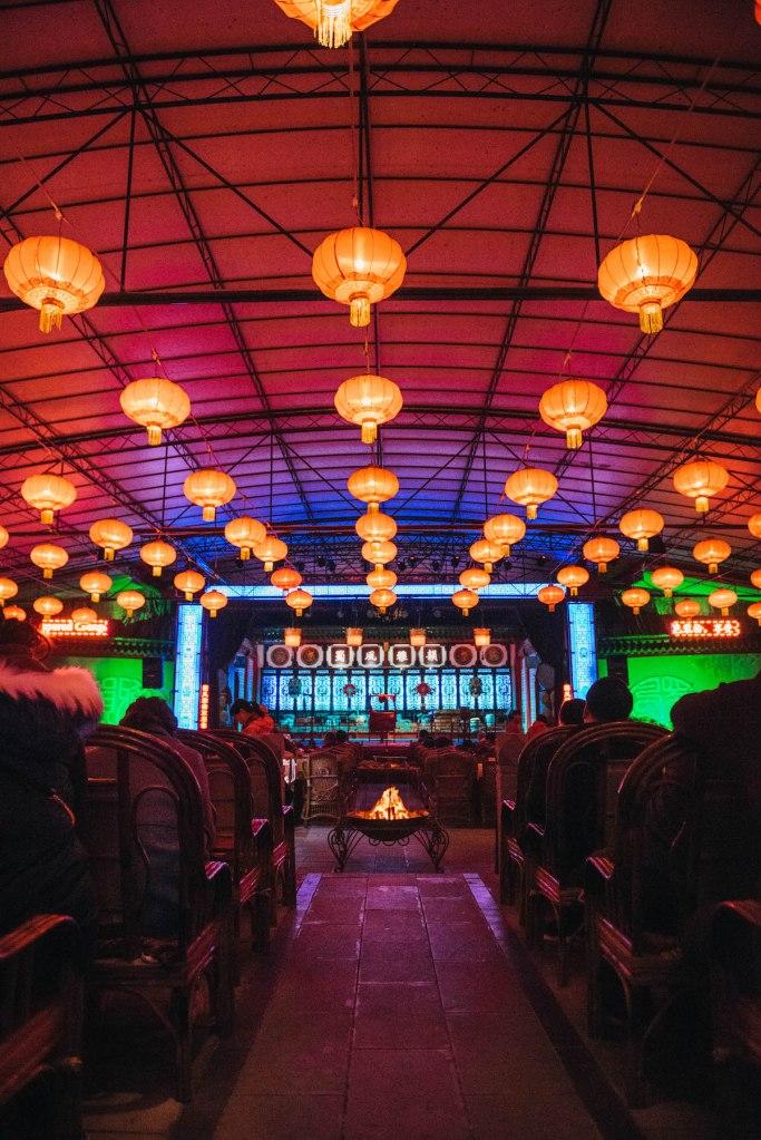 visit Chengdu China; Chinese opera