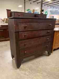 1800's Dresser Before