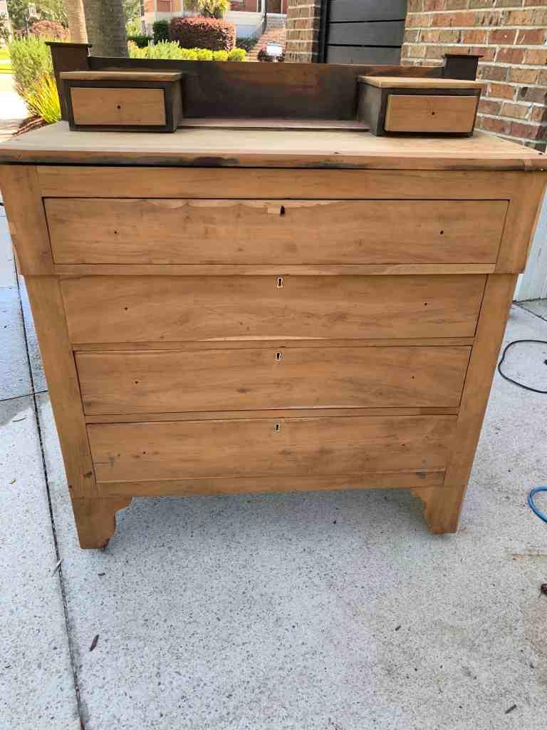 1800's Dresser Refinish