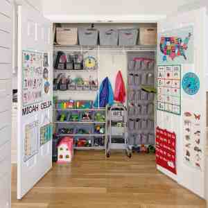Learning Closet After