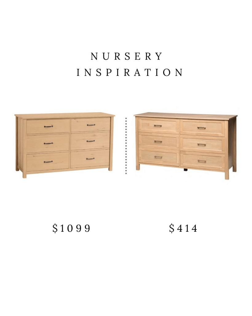Nursery Dressers