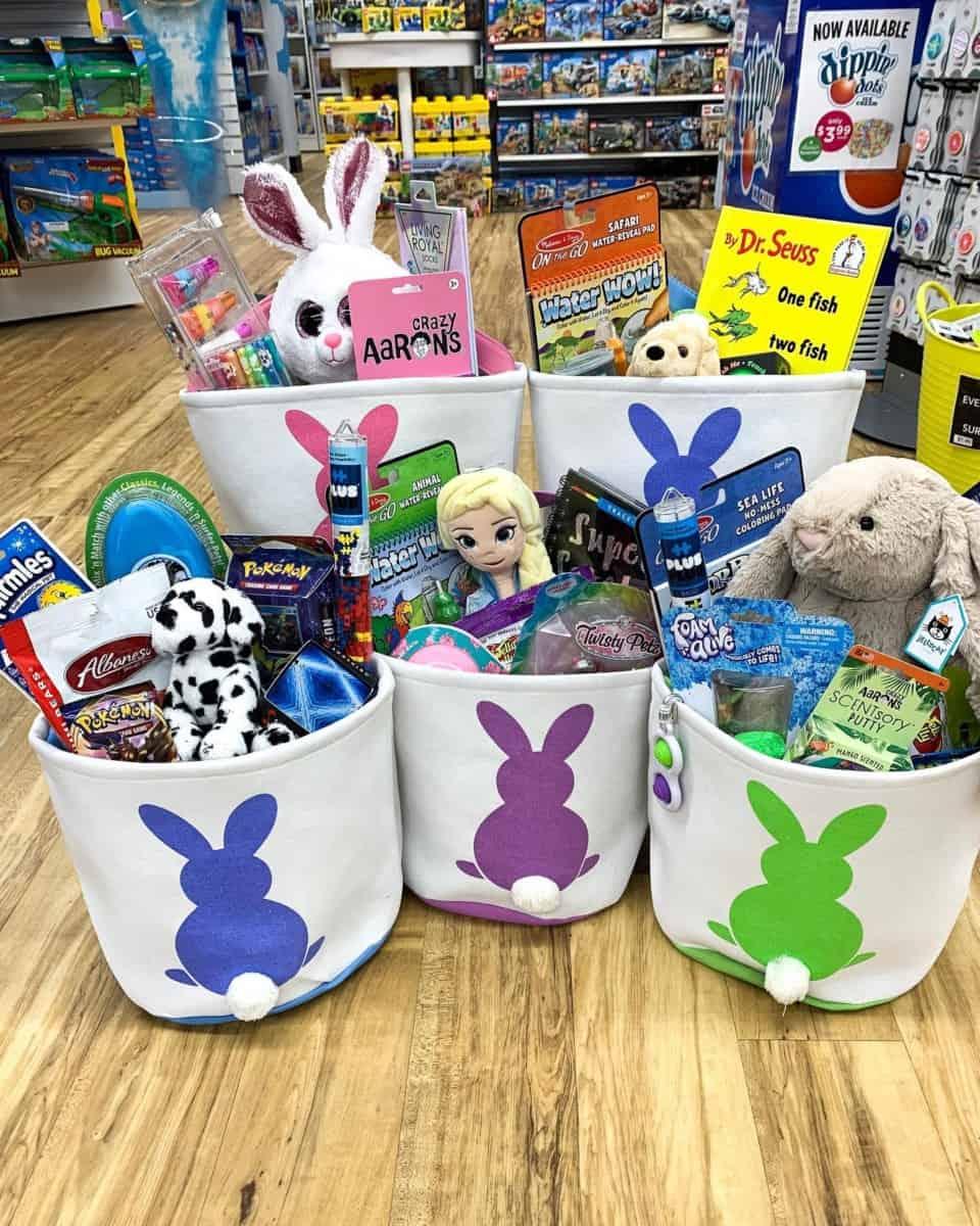 Wonder Works Easter Baskets