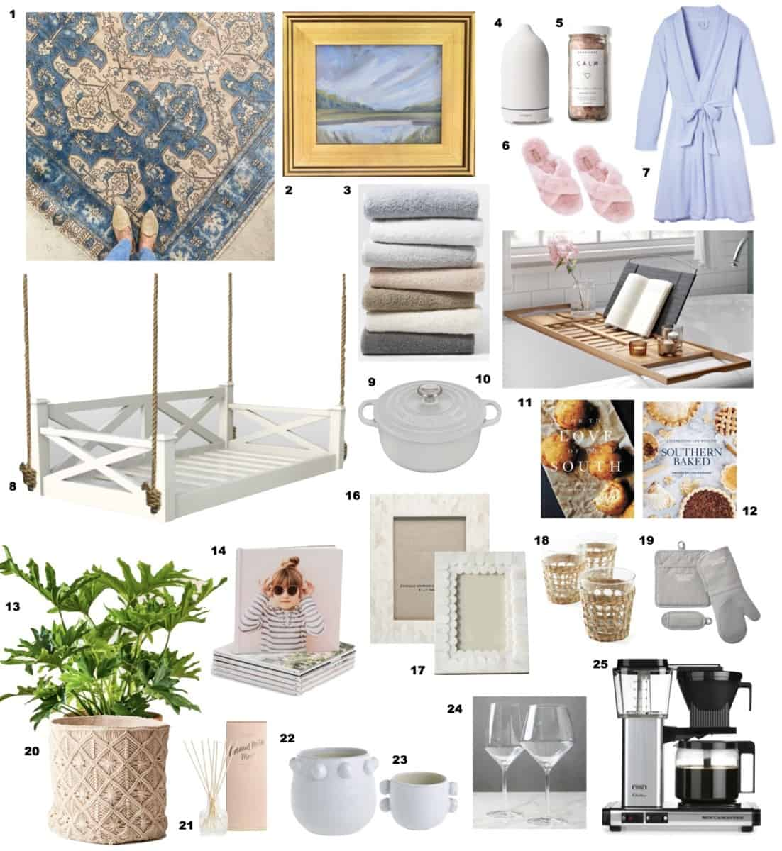 Mother's Day Ideas for the Homebody