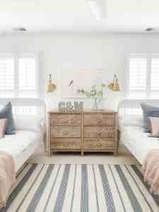 The Best Brass Spray Paint - The Coastal Oak Blog