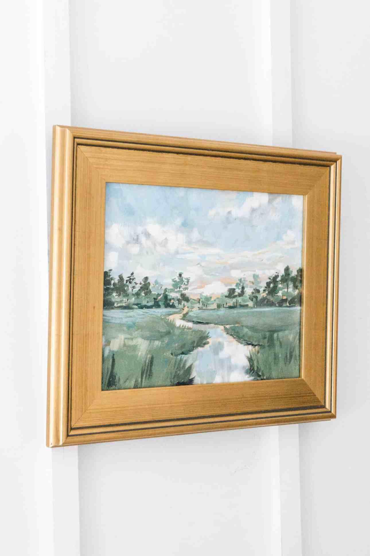 Art frames from amazon.