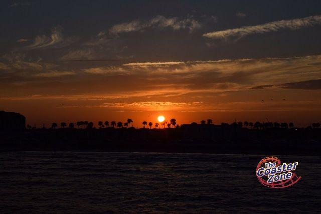 Atardecer Galveston logo