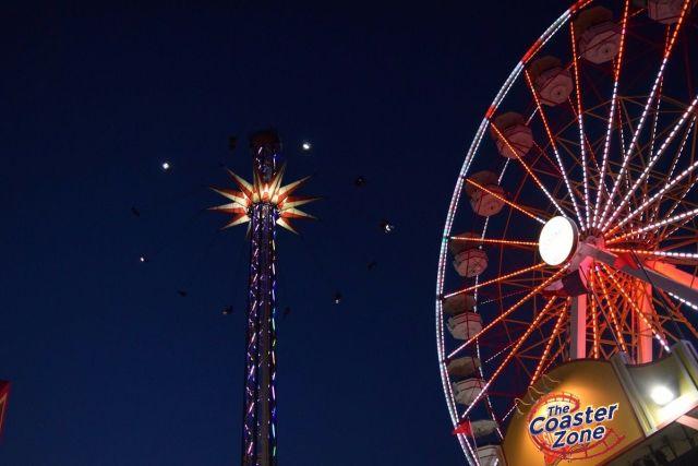Parque de noche logo