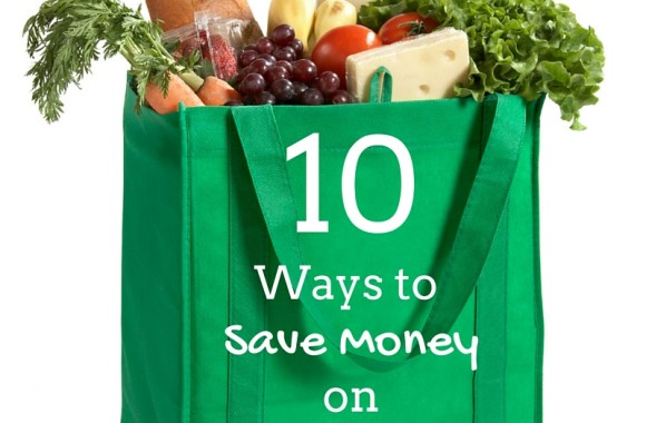 10 Ways to Save Money on Groceries